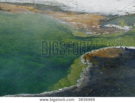 Colorful Hot Pool