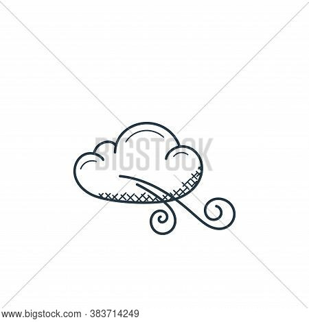 climate icon isolated on white background from weather collection. climate icon trendy and modern cl