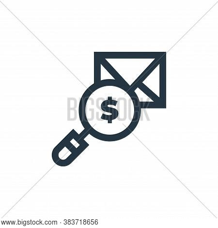 search icon isolated on white background from economy collection. search icon trendy and modern sear