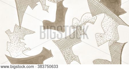 Grunge Scribbles. Scrap Scribble Pencil. Torn Random Doodles. Line Texture. Obsolete Abstract Mark S