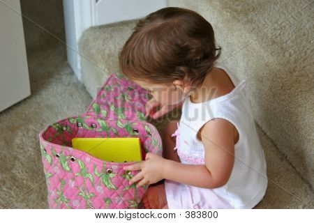 Baby Girl Packing