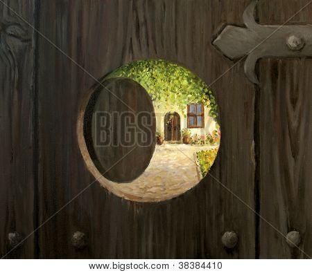 At The Doorstep