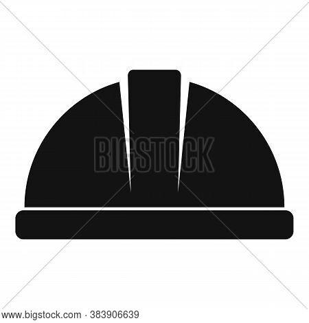 Tiler Helmet Icon. Simple Illustration Of Tiler Helmet Vector Icon For Web Design Isolated On White