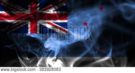 Ross Dependency Smoke Flag, New Zaeland Dependent Territory Flag