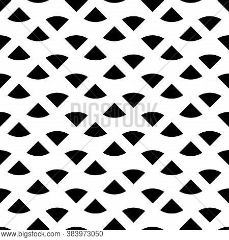 Triangular Blocks Wallpaper. Repeated Geometrical Figures Background. Seamless Surface Pattern Desig