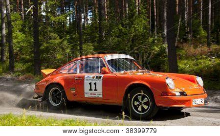 Porsche 911 T From 1972