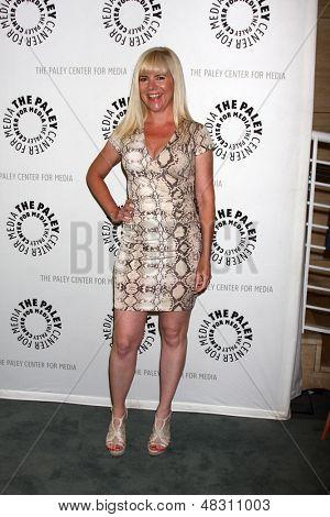 LOS ANGELES - JUL 16:  Jennifer Elise arrives at