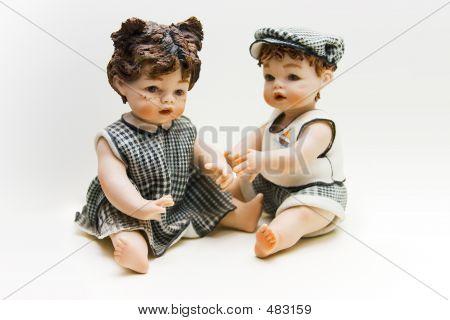 Zwei Babys