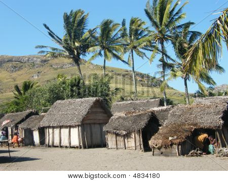 Malagasy African Village