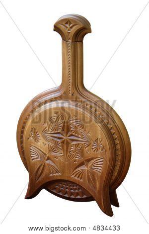Wooden Bottle