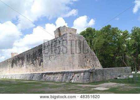 Pok Ta Pok, Chichen Itza, Mexico