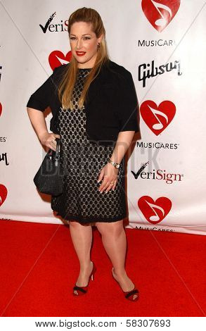 Carnie Wilson at the 2007 MusiCares Person of the Year Honoring Don Henley. Los Angeles Convention Center, Los Angeles, CA. 02-09-07