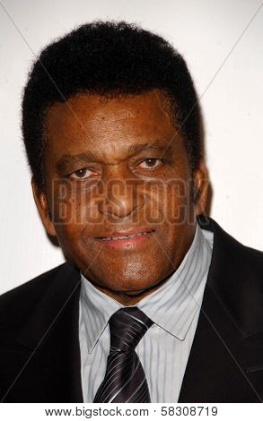 Charley Pride at the 2007 MusiCares Person of the Year Honoring Don Henley. Los Angeles Convention Center, Los Angeles, CA. 02-09-07