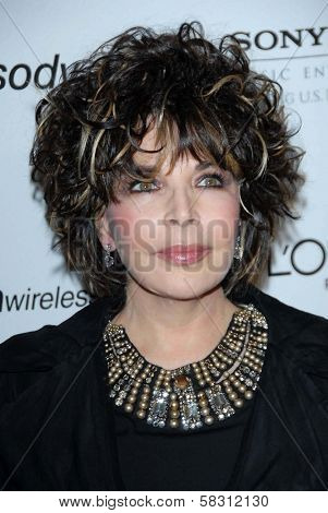 Carole Bayer Sager at the 2007 Clive Davis Pre-Grammy Awards Party. Beverly Hilton Hotel, Beverly Hills, CA. 02-10-07
