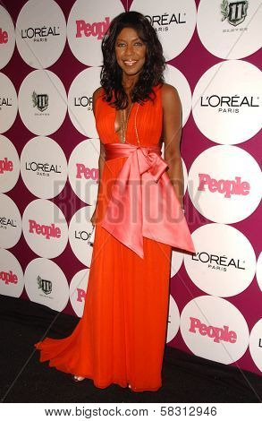 Natalie Cole at the People Magazine Post Grammy Party. Eleven, West Hollywood, CA. 02-11-07