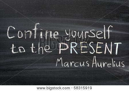 Confine Yourself