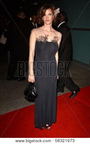 Kiersten Warren at the world premiere of