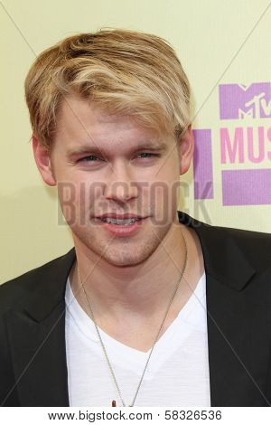 Chord Overstreet at the 2012 Video Music Awards Arrivals, Staples Center, Los Angeles, CA 09-06-12
