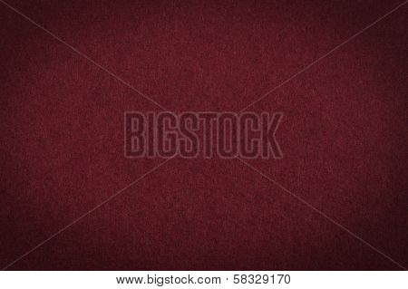 Maroon paper background or texture
