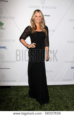 Molly Sims at the First Annual Baby2Baby Gala Presented by Harry Winston, Book Bindery, Culver City, CA 11-03-12