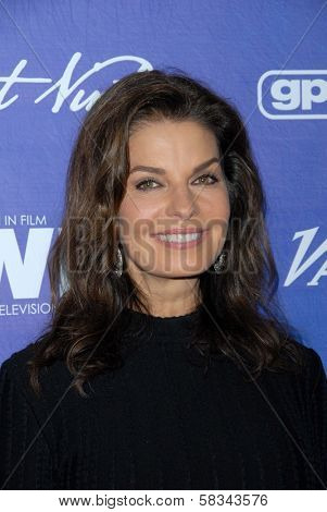 Sela Ward at the Variety and Women In Film Pre-Emmy Event, Scarpetta, Beverly Hills, CA 09-21-12
