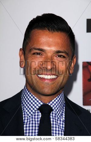 Mark Consuelos at the Premiere Screening of FX's
