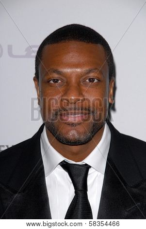 Chris Tucker at the