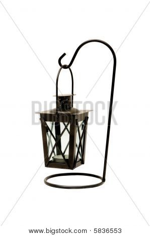 Lantern For A Candle
