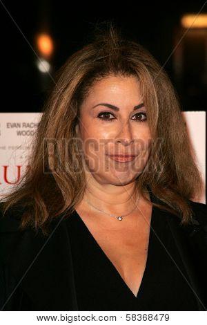 Roma Maffia at the World Premiere of