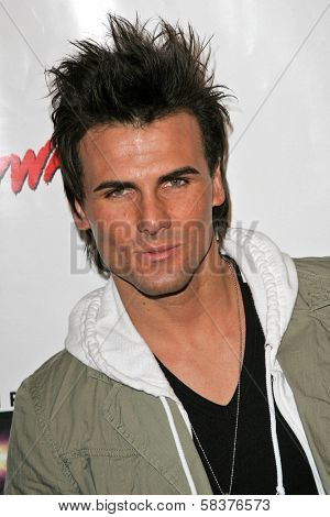 Jeremy Jackson at the DVD Release of