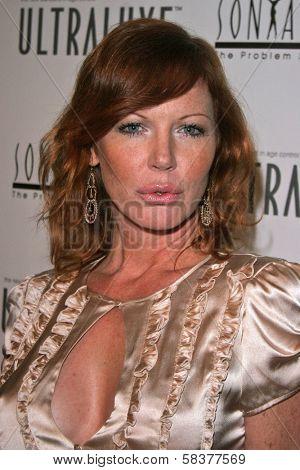 Cynthia Basinet at the Sonya Dakar Skin Clinic Opening. Sonya Dakar SKin Clinic, Beverly Hills, CA. 10-24-06