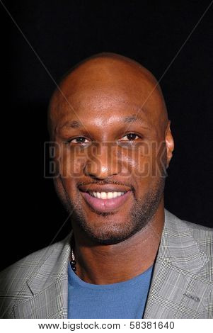Lamar Odom at Walgreens' New Flagship Store Opening in Los Angeles, Walgreens, Hollywood, CA 11-30-12