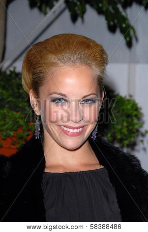 Amy Paffrath at Voli Light Vodka's Holiday Party, SkyBar, West Hollywood, CA 12-06-12