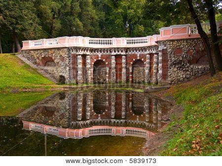Lefortovo Rastrelli Grotto