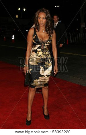 WESTWOOD, CA - NOVEMBER 05: Vivica A Fox at a Special Presentation of