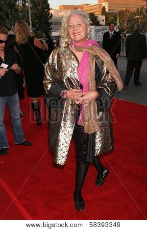 WESTWOOD, CA - NOVEMBER 05: Sally Kirkland at a Special Presentation of