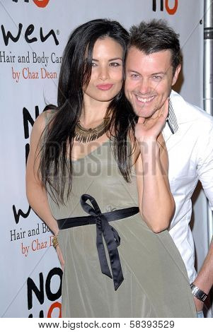 Katrina Law, Daniel Feuerriegel at the NOH8 Campaign 4th Anniversary Celebration, Avalon, Hollywood, 12-12-12