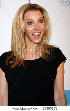 Lisa Kudrow at The 14th Annual Women's Image Network WIN Awards, Paramount Studios, Hollywood, CA 12-12-12