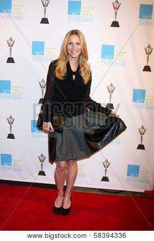 Lauralee Bell at The 14th Annual Women's Image Network WIN Awards, Paramount Studios, Hollywood, CA 12-12-12