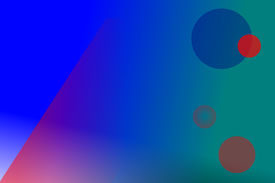 Clean colorful geometric abstract background