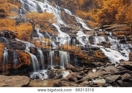 Maeya Waterfall ,chiangmai ,thailand