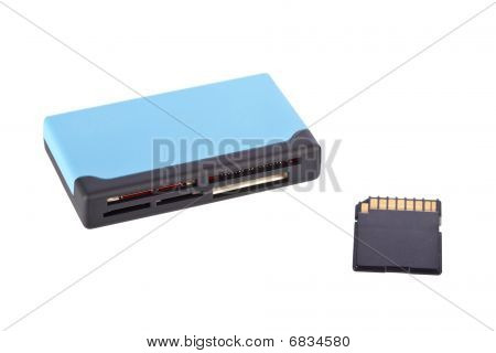 Multimedia Card Reader
