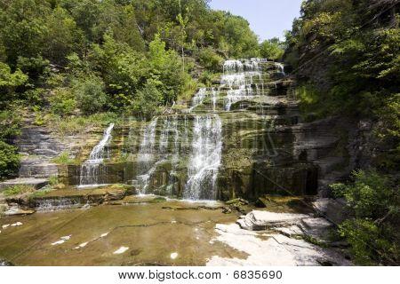 New York Waterfall