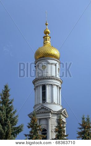 Belfry of Cathedral of the Assumption.