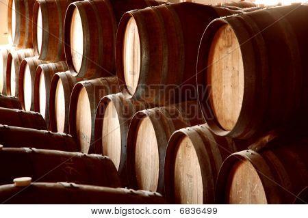 Barrel Abstract