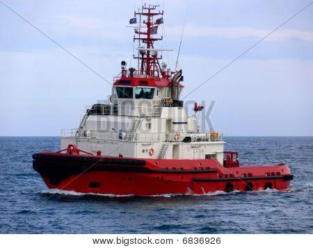 Tugboat A1