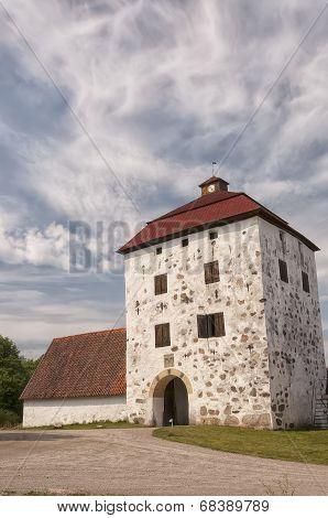 Hovdala Castle Gatehouse