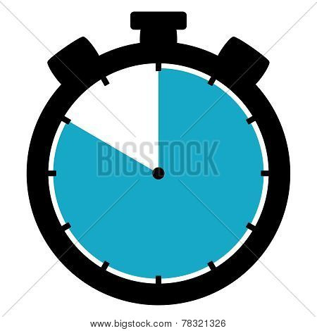 Stopwatch Icon: 50 Minutes / 50 Seconds / 10 Hours