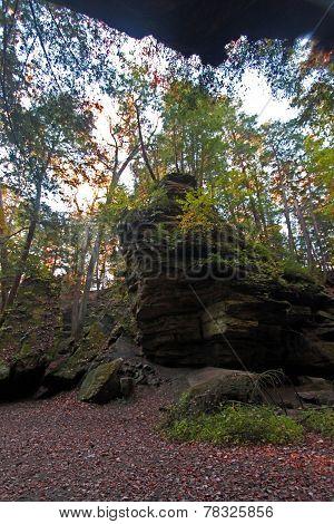 Wedge Rock