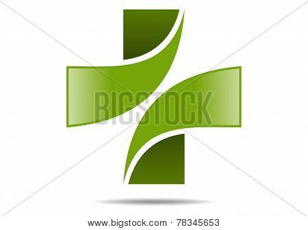green cross medical logo